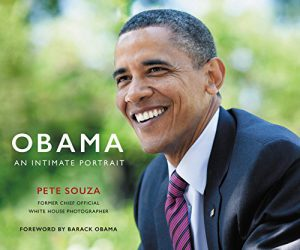 TONIGHT: Pete Souza, Obama's Chief Photographer, Speaks April 26