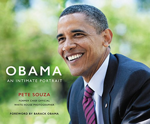 Pete Souza, Obama's Chief Photographer, Speaks 4/26/18