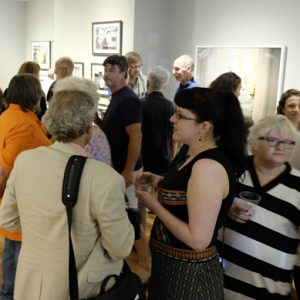 EXPOSURE 2018: Artists' Talk on Thursday, 8/9