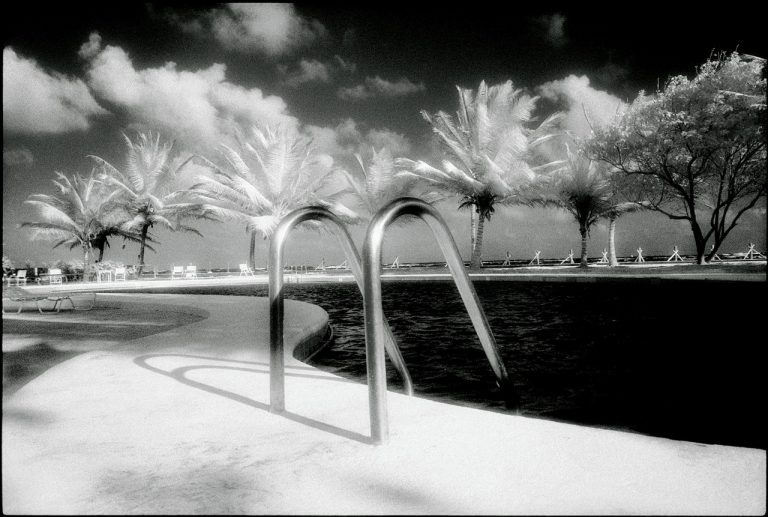 Betsy Cullen: 'The Pool, 1992, Mexico'
